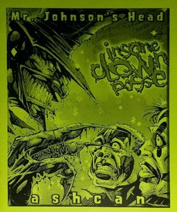The Riddle Box Comic Books Mr Johnson S Head