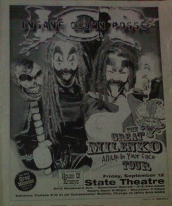 The Riddle Box Shows The Great Milenko All Up In Your