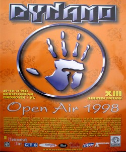 The Riddle Box Shows Dynamo Open Air 1998