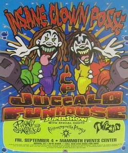 The Riddle Box Shows Juggalo Fun House Tour
