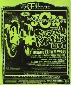 The Riddle Box Shows Jcw Strangle Mania Live Tour