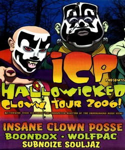 The Riddle Box Shows Hallowicked Clown Tour 2006
